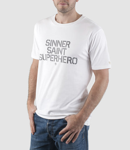 Sinner T-Shirt White