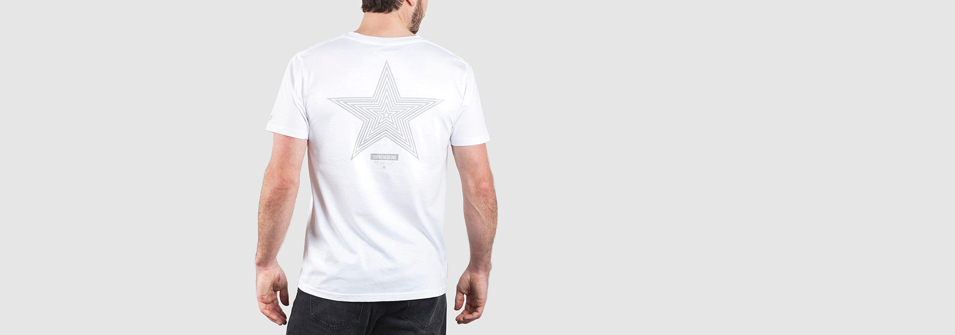 Starman T-Shirt White