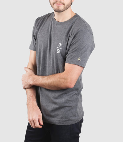Core One T-Shirt Dark Heather