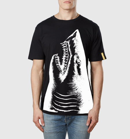 Shark T-Shirt Black