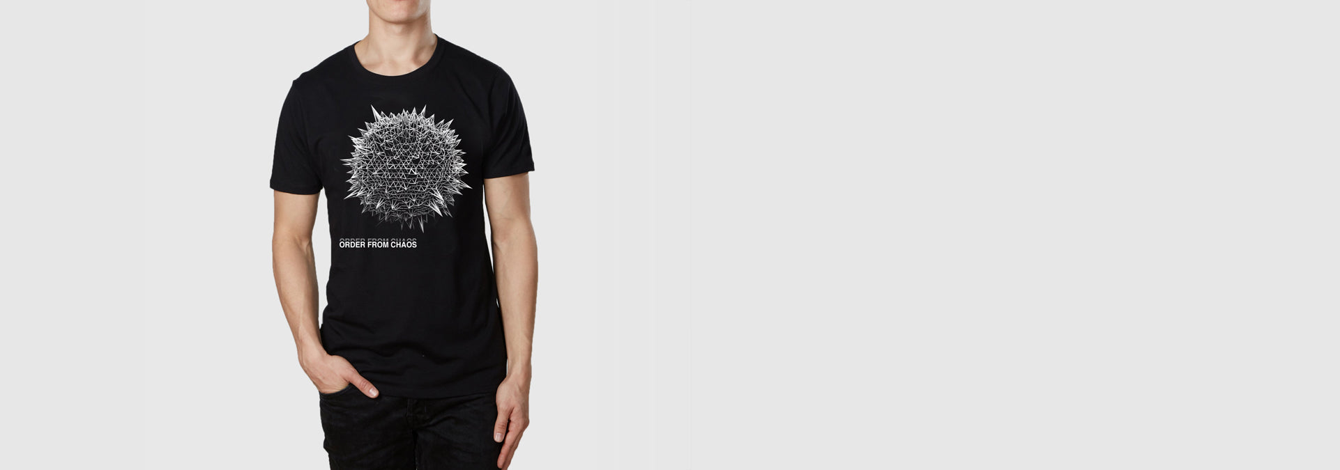 Order from Chaos T-Shirt Black