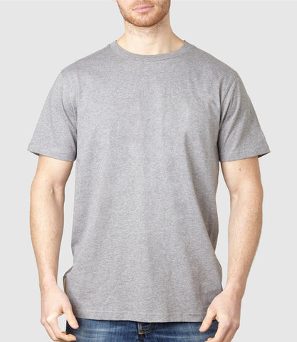 Core Zero T-Shirt Grey Marl