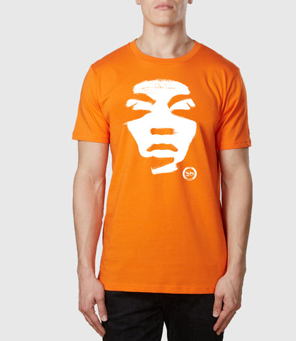 Iconoclast Organic Cotton T-Shirt Orange