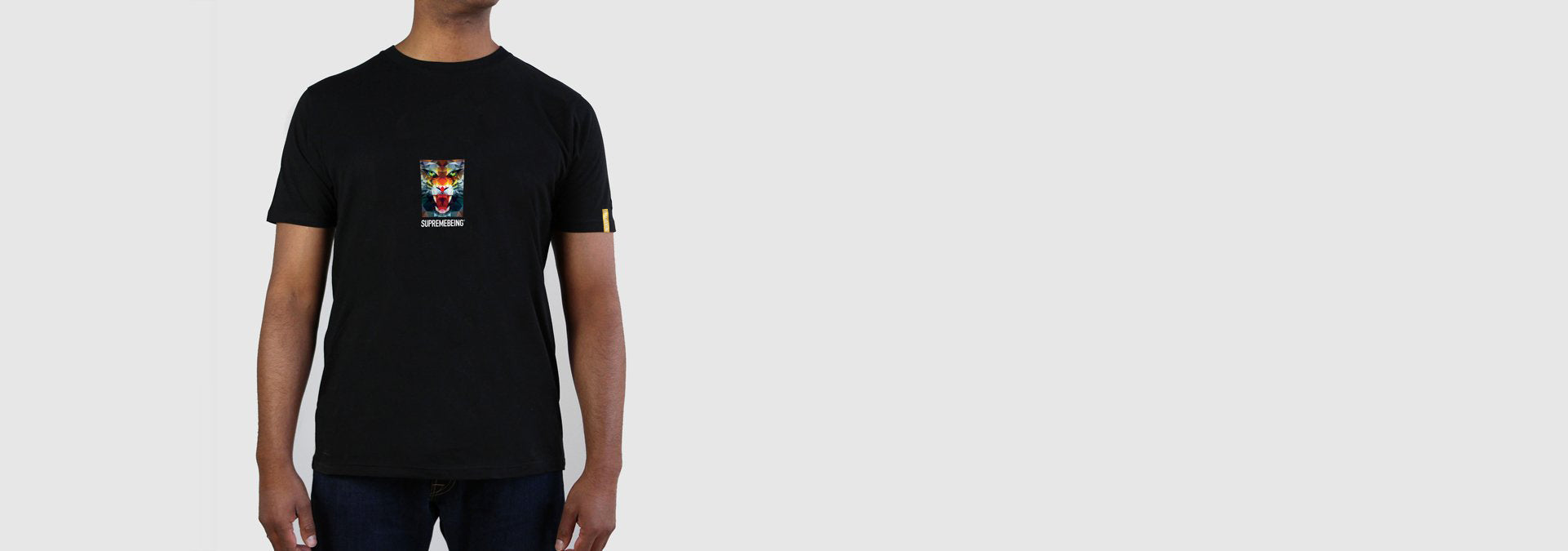 Rousseau T-Shirt Black