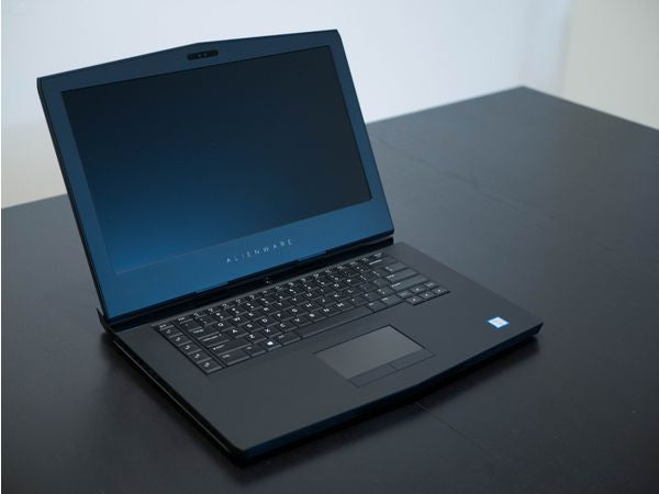 Alienware 15 R3 is the gaming notebook with the Kaby Lake update from Dell