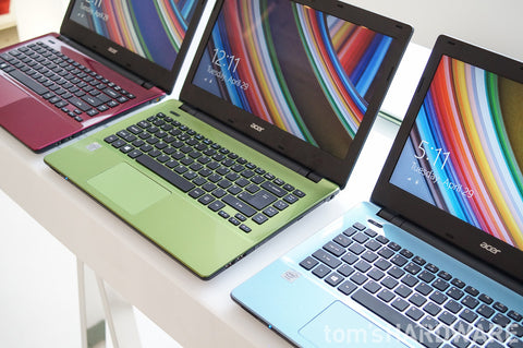 Acer's Updated Aspire E Series Laptops-02image