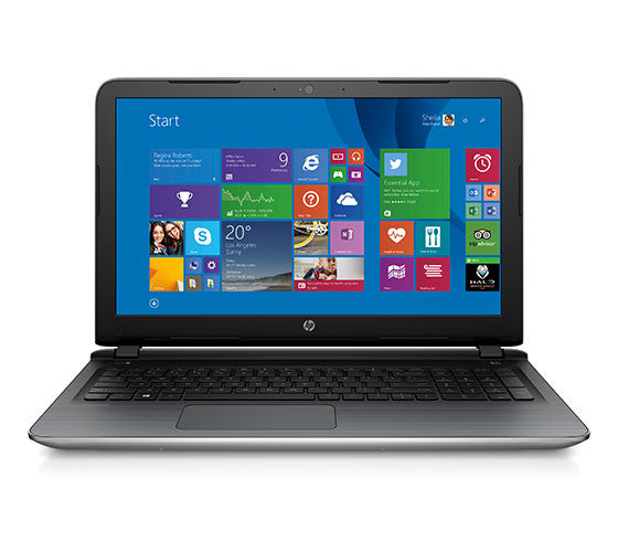 HP Pavilion 15 AB584TX (Ci7/ 16GB/ 2TB/ Win10 Home/ 4GB Graphic) - Techstore