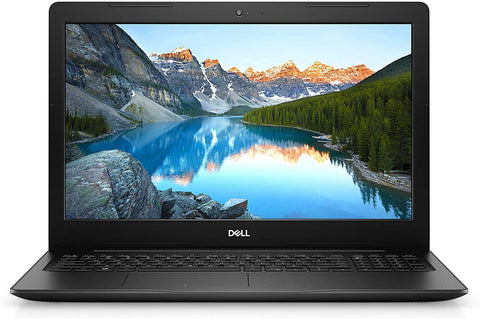 Dell Inspiron 3593 15.6-inch FHD Laptop (10th Gen i3-1005G1/4GB/1TB/Win 10 + MS Office/Intel HD Graphics), BLACK