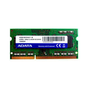 Adata DDR3L-1600 4GB Laptop RAM - Techstore