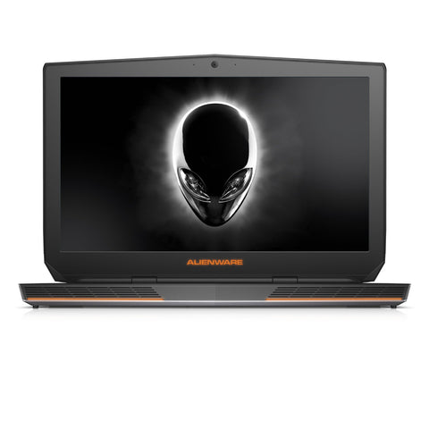 Dell Alienware AW17R3-4175SLV 17.3-Inch FHD Laptop (6th Generation Intel Core i7, 16 GB RAM, 1 TB HDD + 256 GB SATA SSD,NVIDIA GeForce GTX 970M, Windows 10 Home), Silver) - Techstore