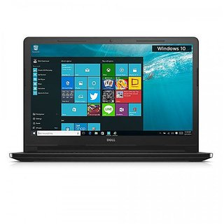 Dell Inspiron 3552 Notebook (Intel Pentium N3710- 4GB RAM- 1TB HDD- 39.62 cm(15.6) - Win10) - Techstore