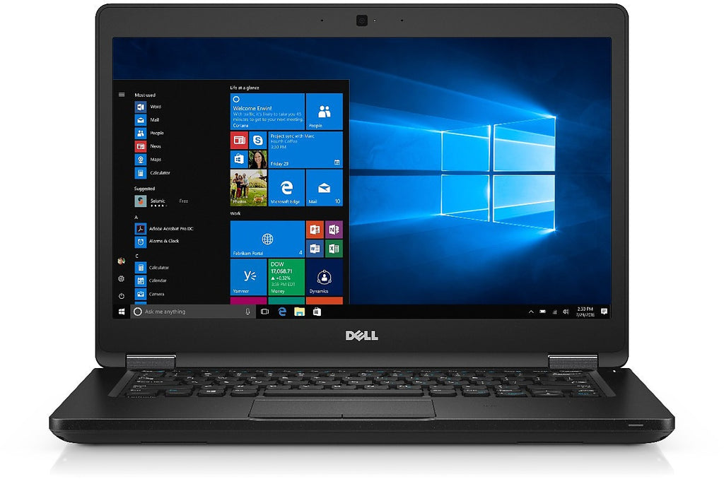 "Dell Latitude 5480, 14"" FHD, Core i7-7600U, 8GB, 1TB-01image"