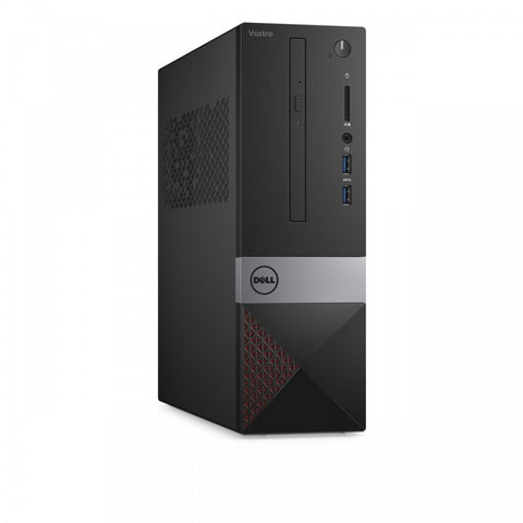 DELL Vostro 3268SFF (Intel Core i5 7400, 7th Generation, 4GB, 1TB, 18.5 inch wide LED, Inbuilt Wi-Fi, BT, USB 3.0, Win 10 SL + MS Office, 3 Years Warranty) - Techstore