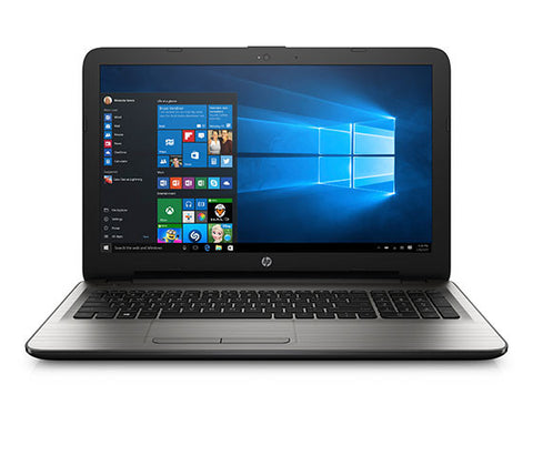 HP 15-AY078TX / Silver / Notebook
