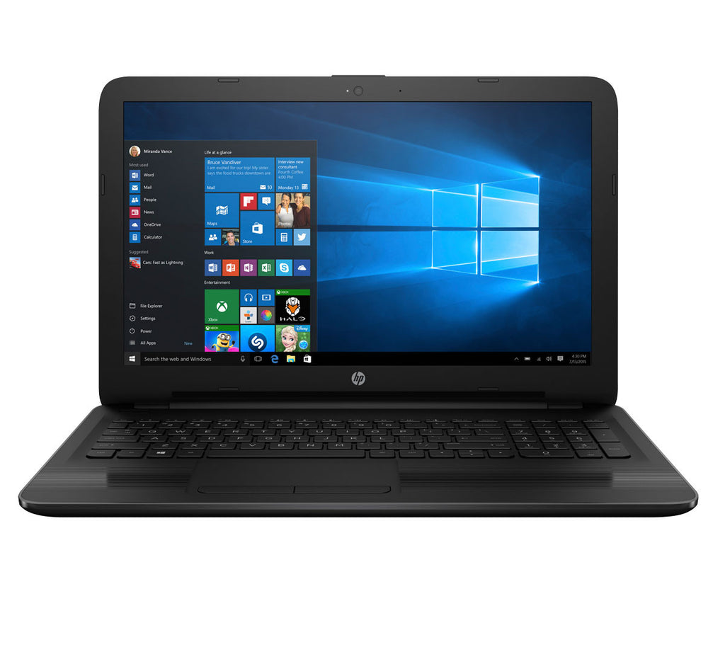 HP Laptop 15-AY525TU / Sparkling Black