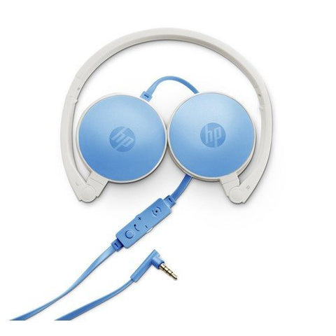 HP H2800 Headsets ( Blue Color) - Techstore