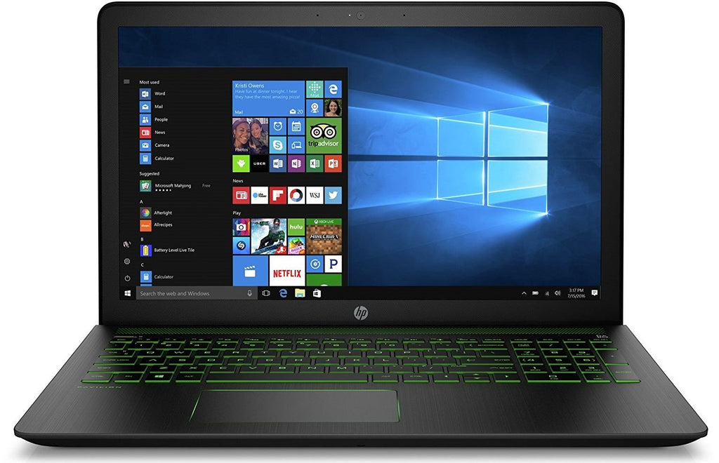 HP Pavilion Notebook - 15-cb054TX 2017 15.6-inch Laptop-01image