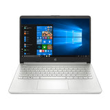 HP 14S-DR1008TU (227Q3PA) CORE I3 10TH GEN WINDOWS 10 HOME LAPTOP (8GB RAM, 512GB SSD, INTEL UHD GRAPHICS, MS OFFICE, 35.56CM, NATURAL SILVER)
