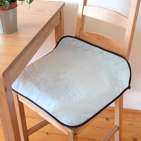 Waterproof & Absorbent Chair Pad with ties