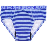 Boy's BONDS Hipster with incontinence pad (4 pack)