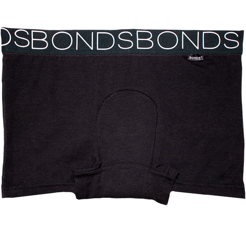 Girl's BONDS Stretchies Shortie with incontinence pad (Single)