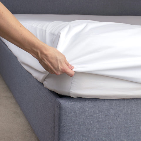 Waterproof Fitted Bed Sheet
