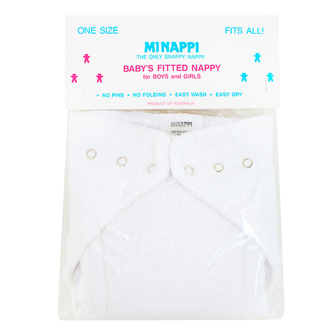 The Minappi - The Original Babies Snappy Nappy
