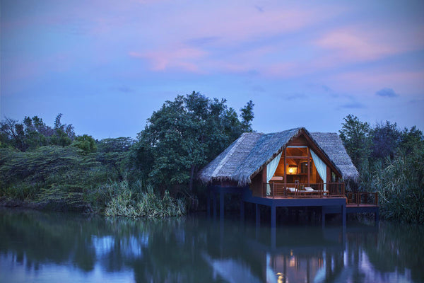OUR TOP FOUR ECO-TRAVEL RESORTS by Sian Henderson