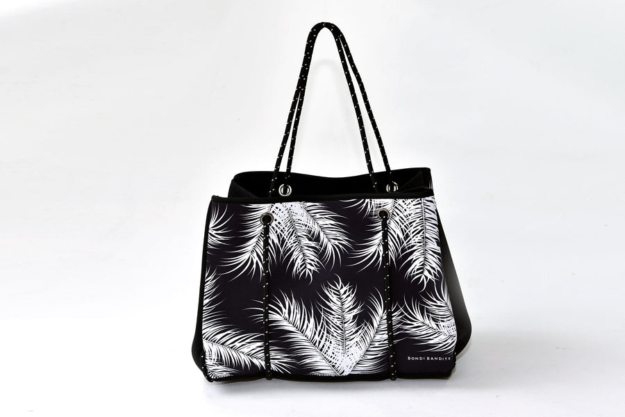 Neoprene Bondi Bag, great shopper and to use for your days on Bondi beach. Great to take on your travels too.