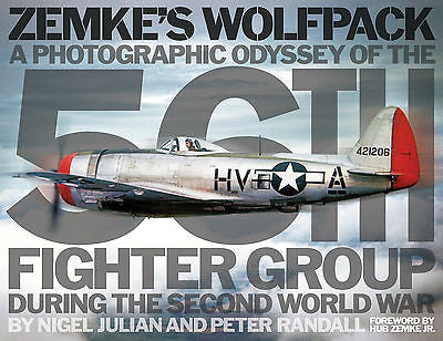 56th Fighter Group - Zemke's Wolfpack