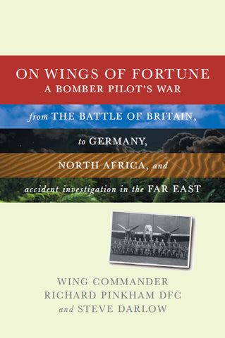 On Wings of Fortune (with veteran signed bookplate)