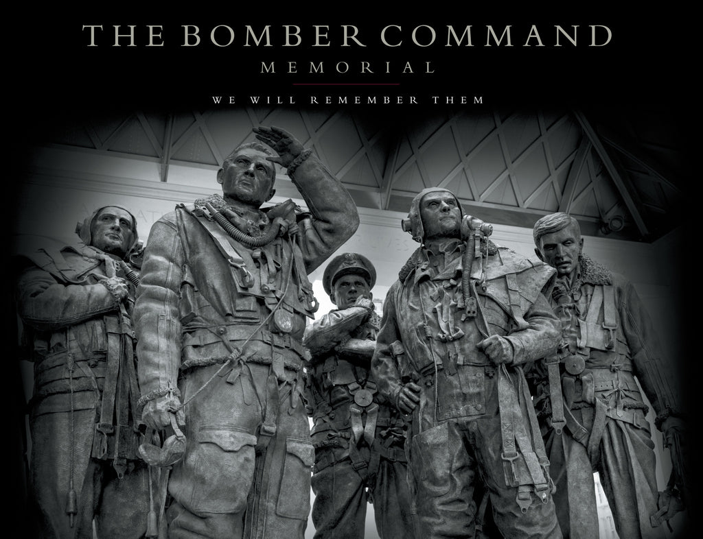 The Bomber Command Memorial: We Will Remember Them