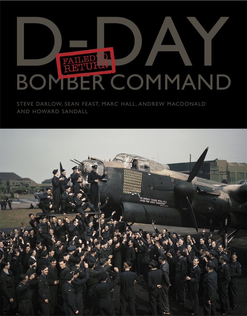 D-Day Bomber Command Failed to Return