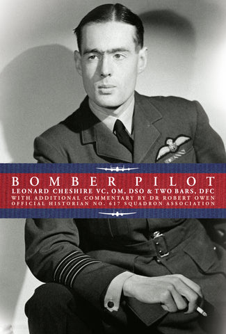 Bomber Pilot (author and veteran signed)