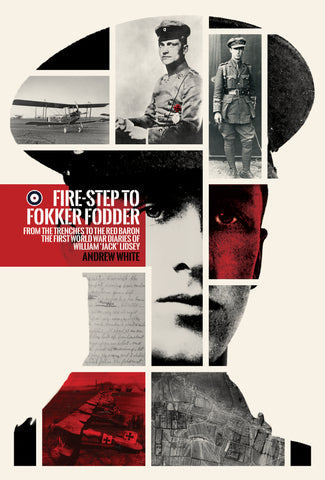 Fire-step to Fokker Fodder (pre-order signed edition)