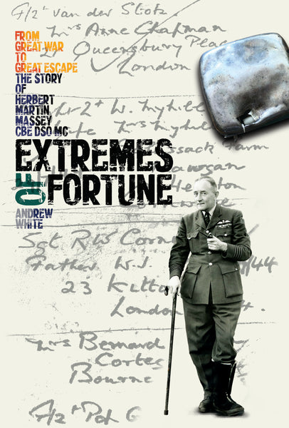 Extremes of Fortune (author signed)