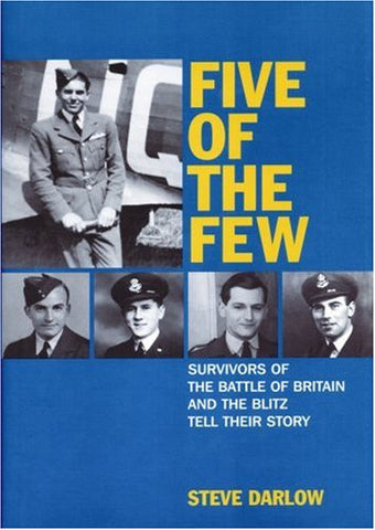 Five of the Few (hardback) - author signed