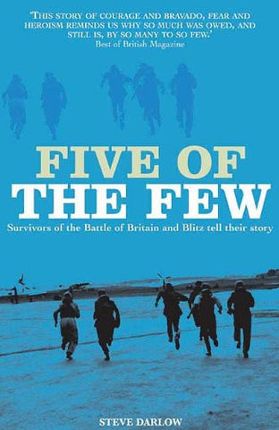 Five of the Few (paperback) - signed copy