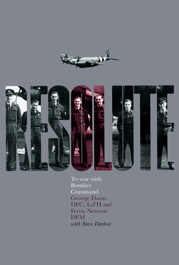 Resolute (with signed bookplate)