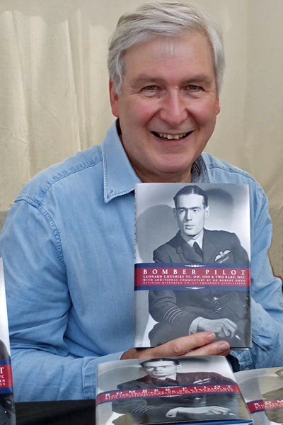 Bomber Pilot (with a bookplate signed by 617 Squadron veterans)