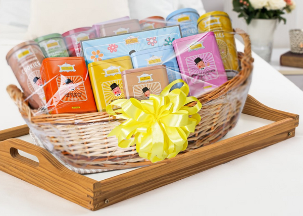 Gourmet gift baskets with delivery to Dubai & Abu Dhabi