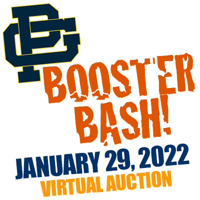 Booster Bash 2021 Virtual Auction
