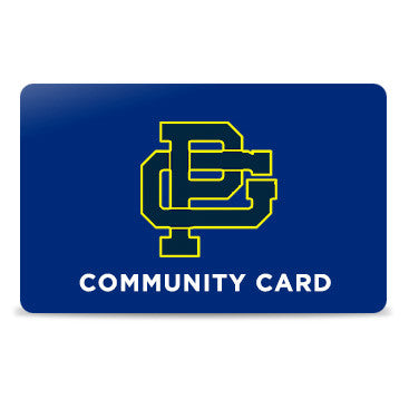 Blue Devil Community Card