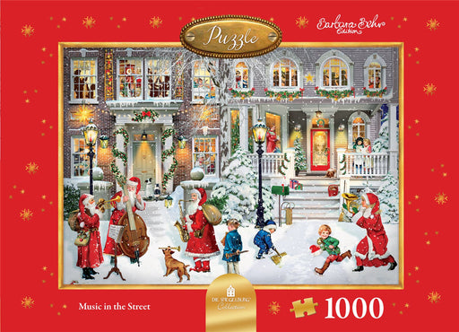 Music in the Street - Coppenrath 1000 Piece Jigsaw Puzzle
