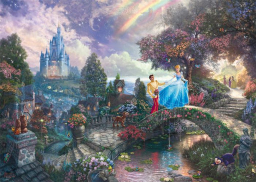 Thomas Kinkade - Disney Cinderella 1000 Pieces