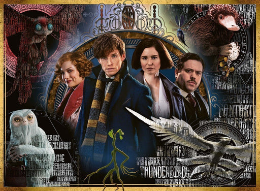 Fantastic Beasts - The Crimes of Grindelwald 500 Piece Jigsaw Puzzle - All Jigsaw Puzzles