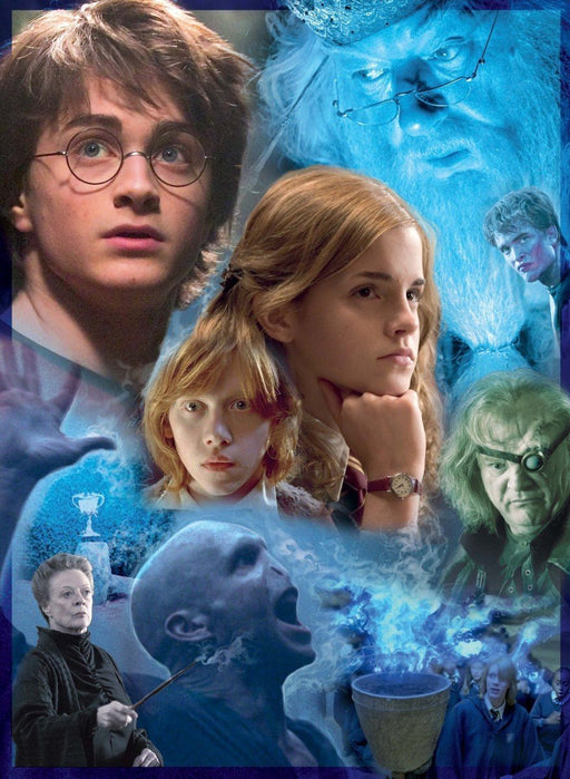 Harry Potter 500 Piece Jigsaw Puzzle - All Jigsaw Puzzles