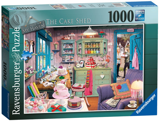 Ravensburger Cake Shed 1000 piece jigsaw puzzle