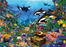 Jewels of the Deep 1000 Piece Jigsaw Puzzle