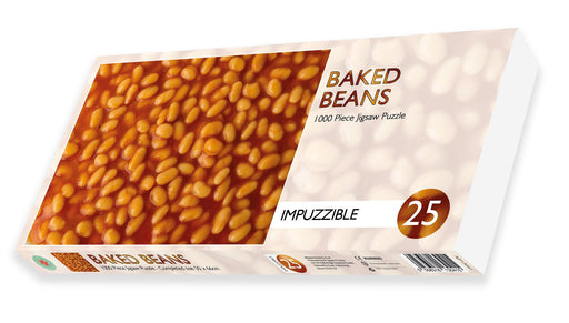 Baked Beans impuzzible - Impuzzible No.25 - 1000 Piece Jigsaw Puzzle box